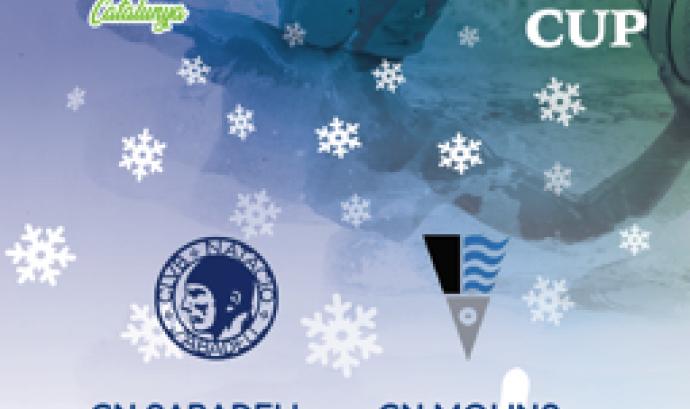 Oncolliga instal·la una taula solidària a la 'Christmas Cup de Waterpolo'