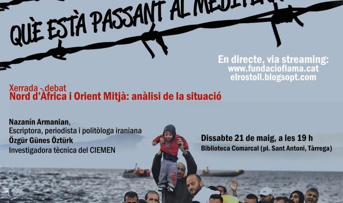 Cartell de l'esdeveniment: Font: Casal Popular el Rostoll