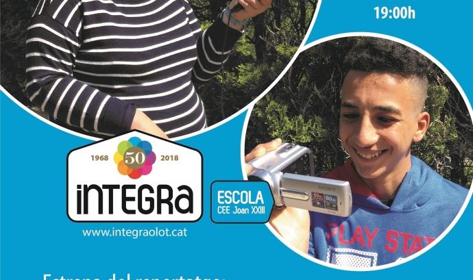 Reportatge INTEGRA