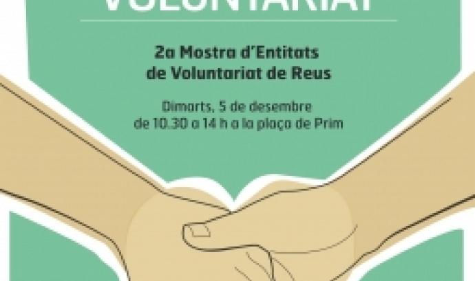 2a Mostra d'Entitats de Voluntariat a Reus
