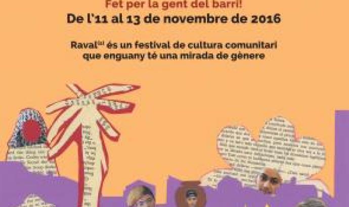 Fragment del cartell del festival d'enguany Font: