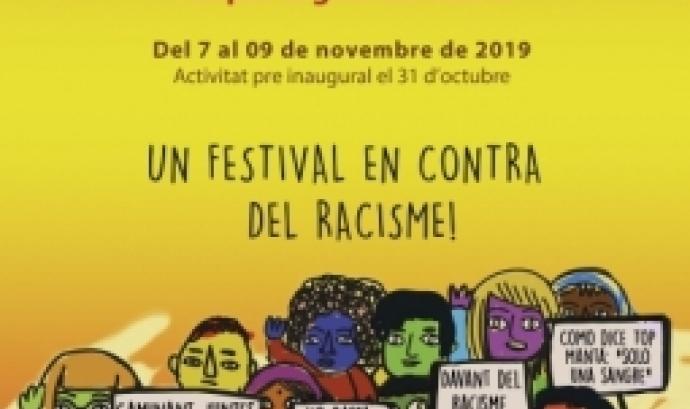 Cartell Festival de Cultura Raval(s) 2019