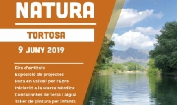 Festa de la Natura a Tortosa diumenge 9 de juny