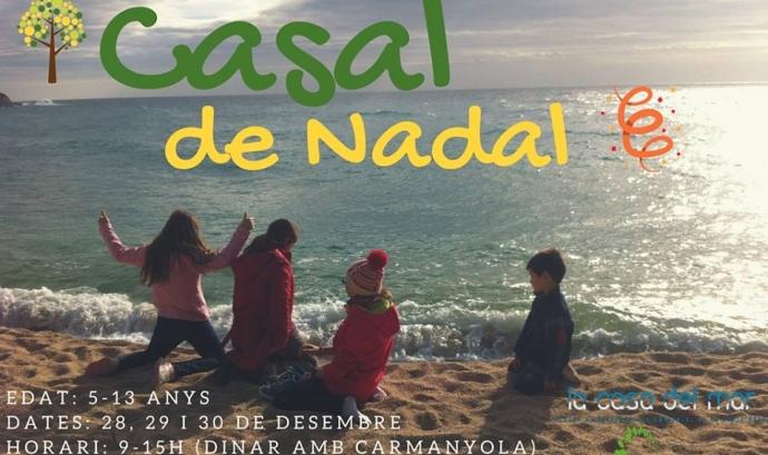 Casals, tallers i campaments de Nadal a la Natura amb les entitats ambientals (imatge: xatrac.org Font: