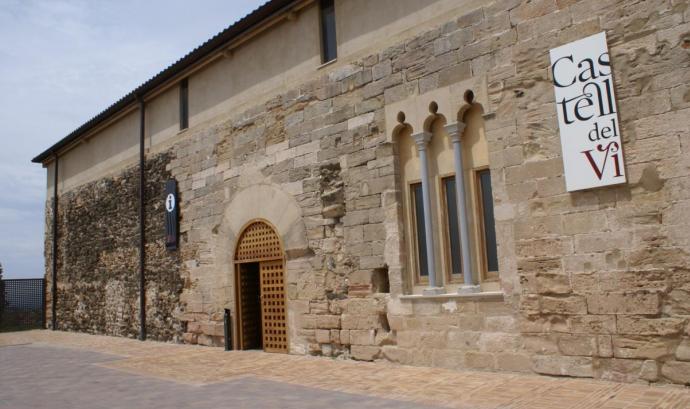 Fotografia del castell de Falset, la seu que acollirà el congrés