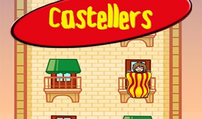 Castellers és un joc d'habilitats
