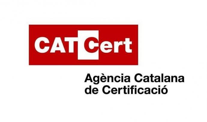 Logotip Agència Catalana de Certificació Font: