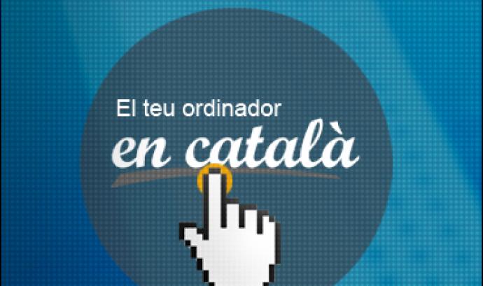El teu ordinador en català. El Catalanitzador per a Windows Font: