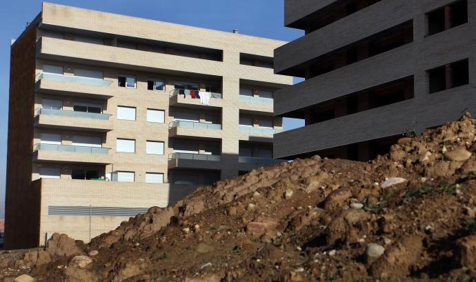 Els pisos i solars buits que es detectin es destinaran a la borsa de lloguer social. Font: