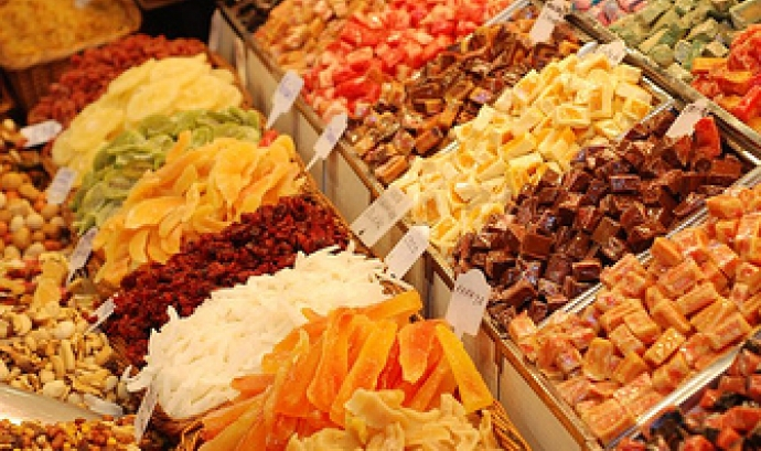 La fruita és un aliment que produeix moltes al·lèrgies. Autor Mike Slichenmyer