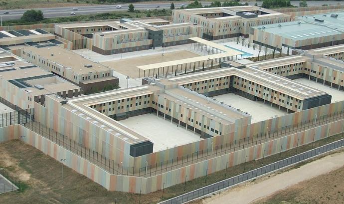 Centre Penitenciari Puig de les Bases, a Figueres. Font: Wikimedia Font: