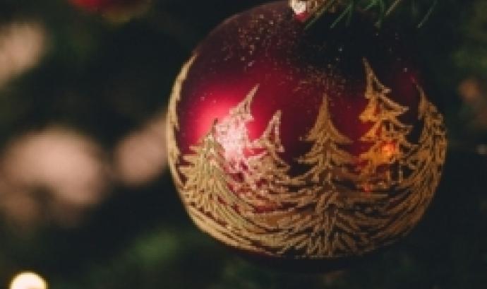 L'objectiu és orientar i donar consells per les festes de Nadal a famílies que estan passant per un procés de dol. Font: Unsplash.