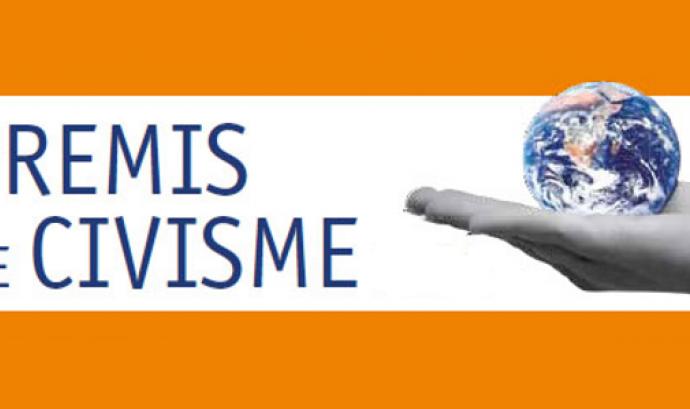 Font: Premis Civisme 2015 Font: