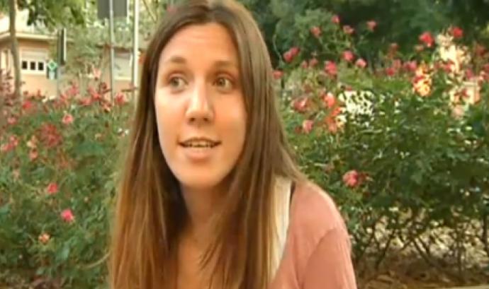 La Clara Rubio és una de les fundadores de l'Associació Catalana per a la Prevenció del Suïcidi (ACAPS). Font: ACPS