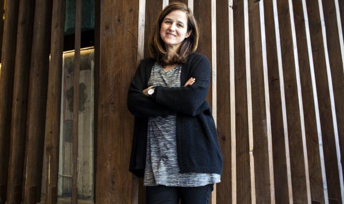 Clara Guasch és una de les sòcies de la cooperativa impulsora de Cocoro.