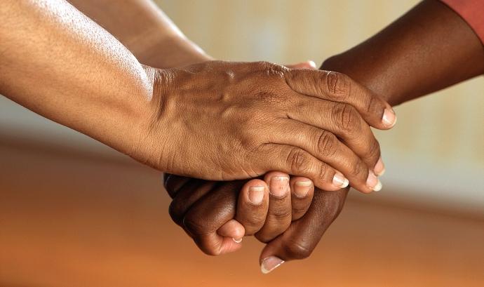L'objectiu d'aquesta xarxa és posar en relleu la importància d'una solidaritat comunitària i horitzontal. Font: CC