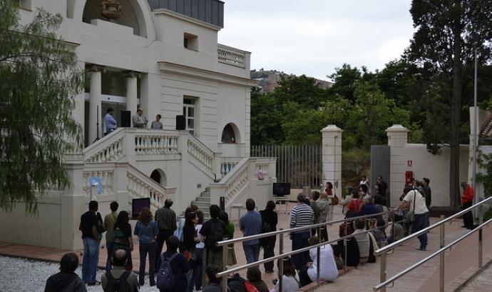 Cloenda XVII Fòrum Primavera de les Associacions. Font: Torre Jussana (Flickr) Font: