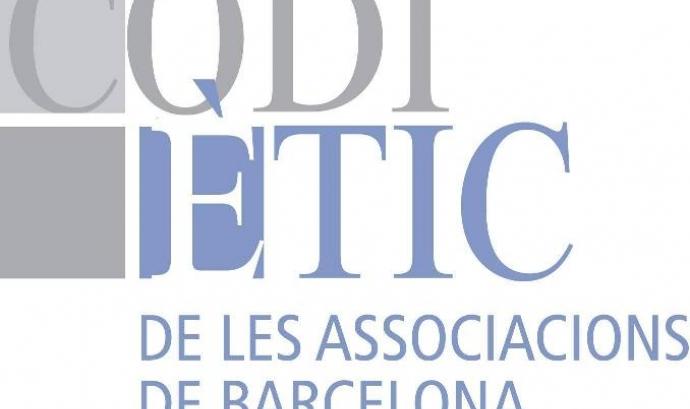 """""""El Codi Ètic de les associacions, un compromís públic"""" Font:"""