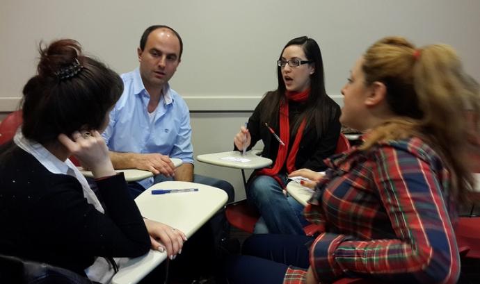 Trobada d'estudiants i joves professionals de relacions públiques a Buenos Aires. Foto: Marcos Gasparutti Font:
