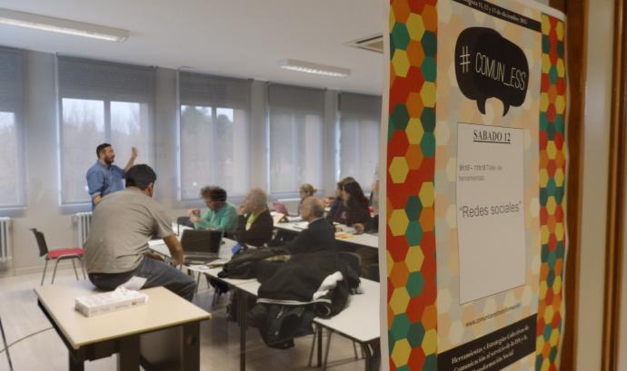 Aquesta edició del Comun_ESS es fa després de les que van tenir lloc a Saragossa i Madrid Font: XES