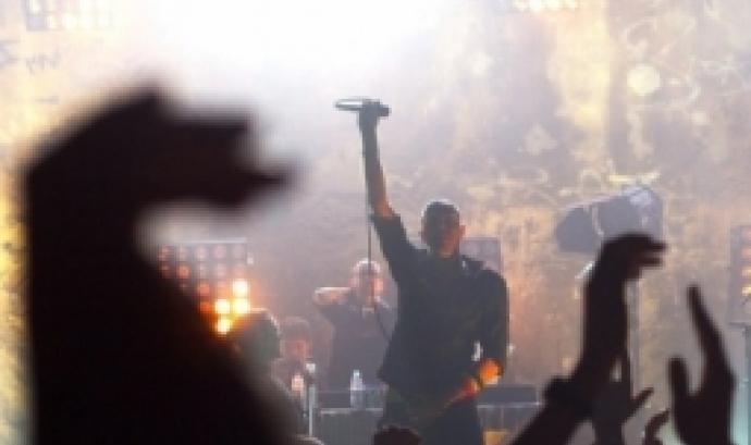 Concert de rock. Font: Marco Lazzaroni, Flickr