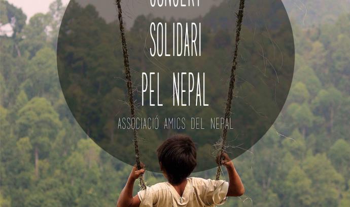 Cartell de l'esdeveniment. Font: Amics del Nepal