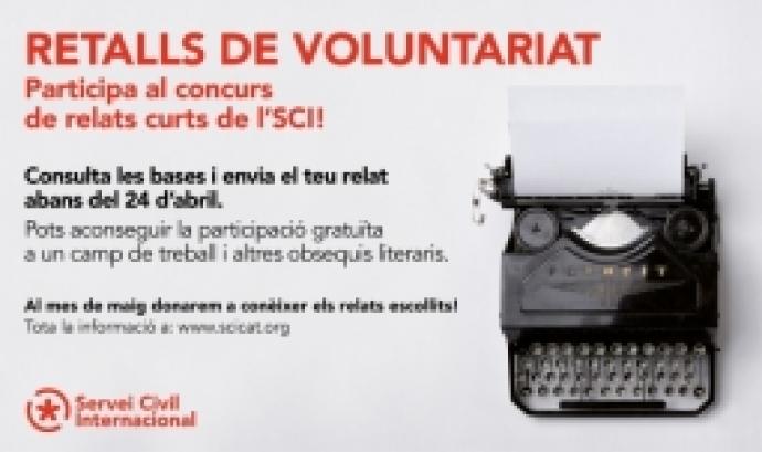 Retalls de voluntariat