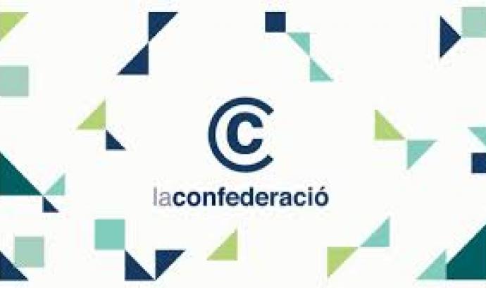 Logotip de La Confederació del Tercer Sector Social. Font: La Confederació