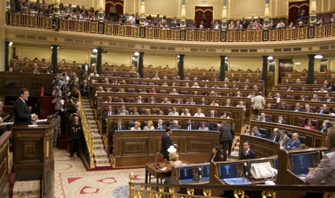 El Congrés de Diputats Font: