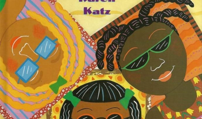 Il·lustració del conte 'Els colors de la meva pell' de Karen Katz Font: