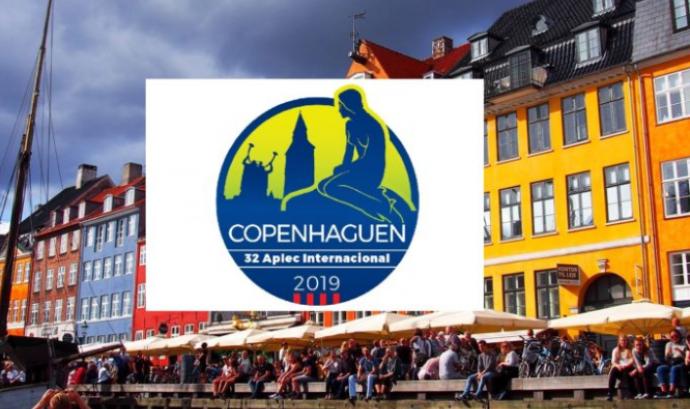 Copenhague acollirà el 32è Aplec Internacional d'Adifolk. Font: Adifolk