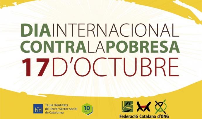 17 d'octubre, Dia Internacional de la PobresaTaula Font: