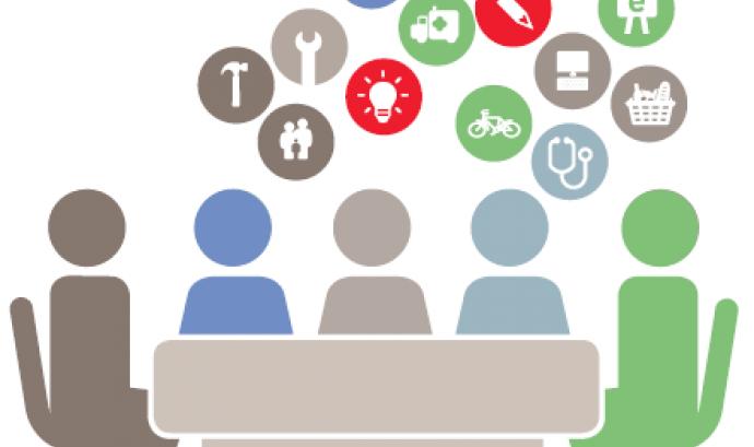 L'objectiu principal de la jornada és conèixer experiències de coproducció de polítiques entre els sectors públic i el privat. Font: ECAS.
