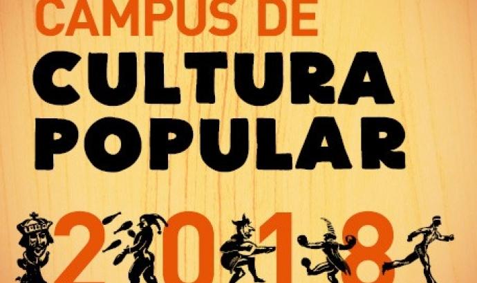 Campus de Cultura Popular 2018