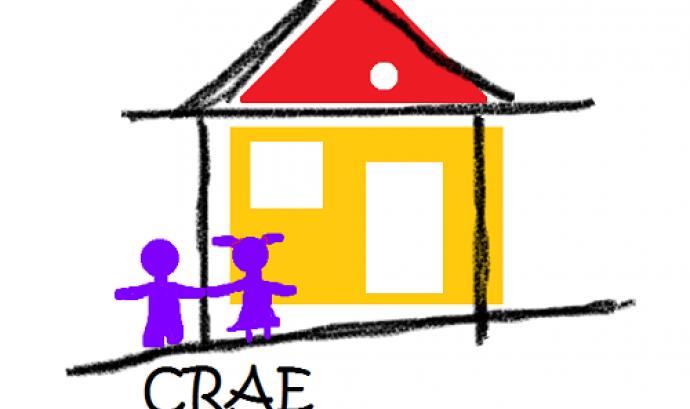 Dibuix d'un Centre Residencial d'Acció Educativa. Font: Viquipèdia
