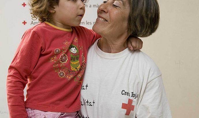 Creu Roja. Font: Nitid fotografia (flickr) Font: