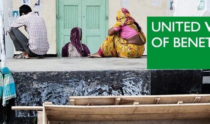 Crida a Benetton per compensar víctimes de Rana Plaza (imatge de Clean Clothes)