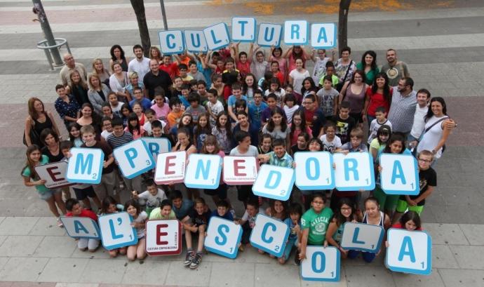 Al voltant de 7.000 alumnes han participat en el programa durant el curs 2017-2018. Font: CuEmE Viladecans