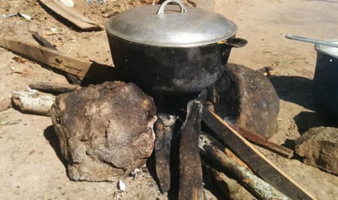La cuina tradicional desprèn fums molt nocius per a la salut