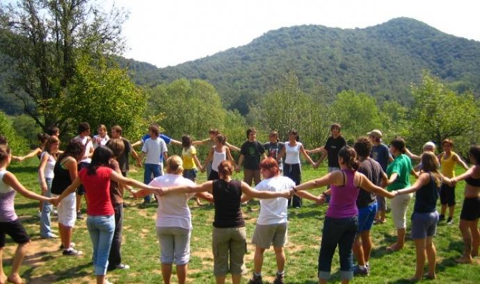 Rotllana al camp (www.fundacioesplaigirona.org)