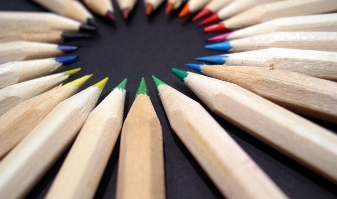 Llapis colors
