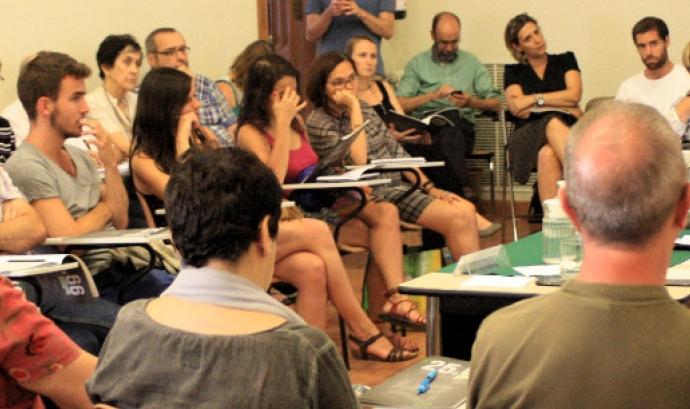 Curs de Transformació Social i Ciutadania Crítica'