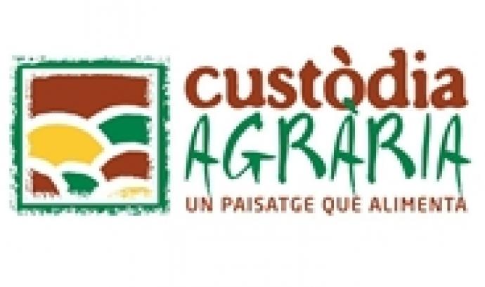 Custòdia Agrària (logo: AEDEN i GOB Menorca)