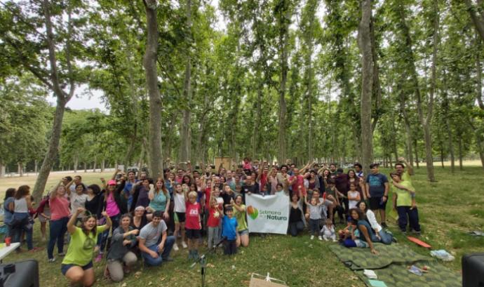 A l'edició anterior van participar més de 30.000 persones i 260 entitats.  Font: Associació de Naturalistes de Girona