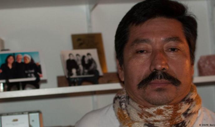Damián Gallardo és un ex pres polític de Mèxic.  Font: Dw.com
