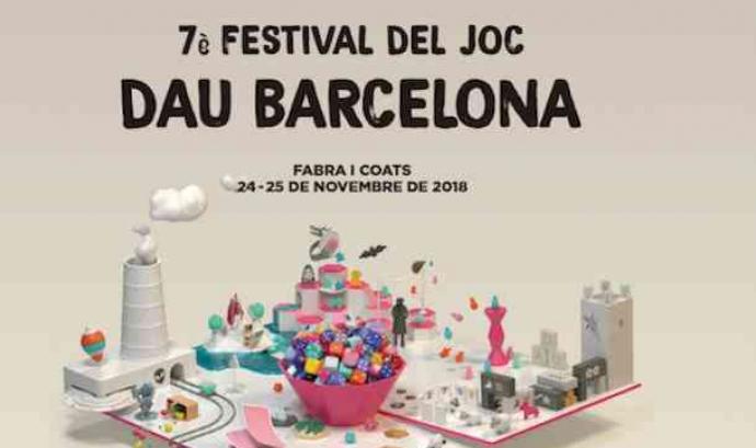 7è festival del Joc Dau Barcelona