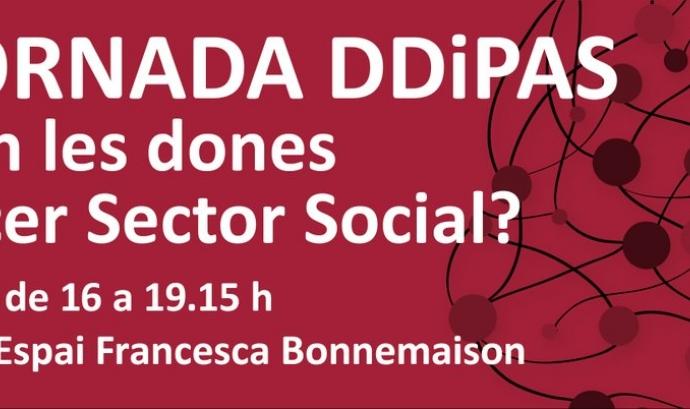 """5a Jornada DDiPAS: """"On són les dones al Tercer Sector Social?"""""""