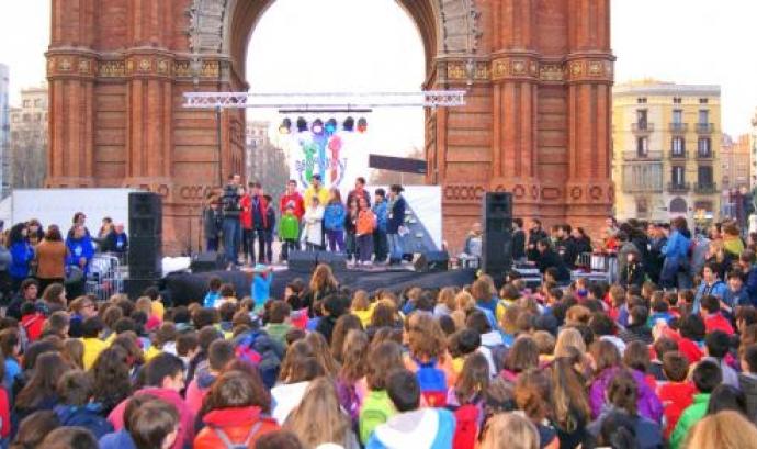 Desmarca't 2012 / Font: Demarcació del Barcelonès