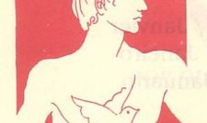 Logotip del Dia Escolar de la No-violència i la Pau (DENIP). Font: