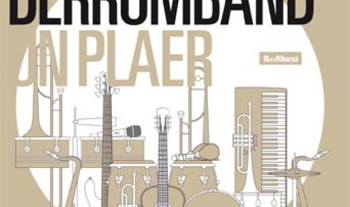 """Derrumband i la Fundació Mas Albornà han coproduït el disc """"Un plaer"""" Font:"""